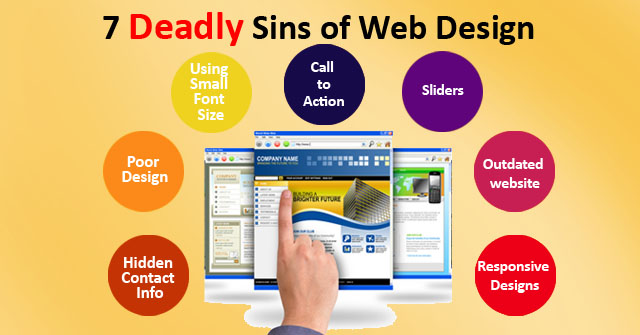 Deadly Sins Web